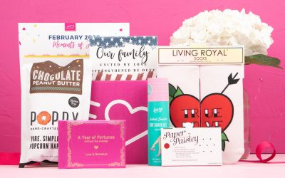 February Brave Crate: Long Distance Love