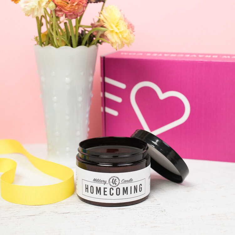 Homecoming Candle by Freedom Found Co