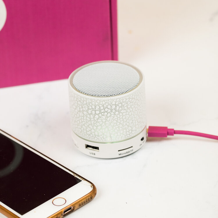 Mini BlueTooth Speaker by MUSIC