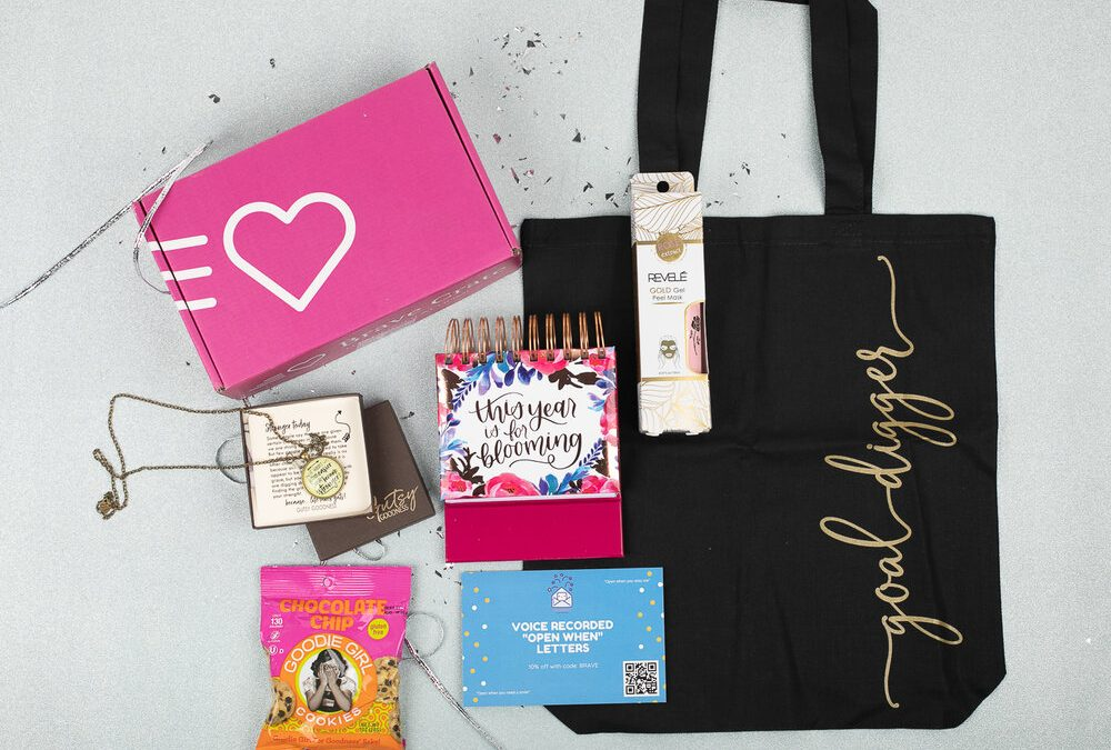 January Brave Crate: Goal Digger