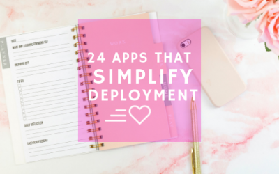 24 Apps that Simplify Deployment