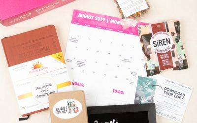 August 2019 Brave Crate: Habits and Hobbies