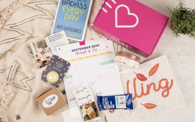 September Brave Crate: FALLING for you!