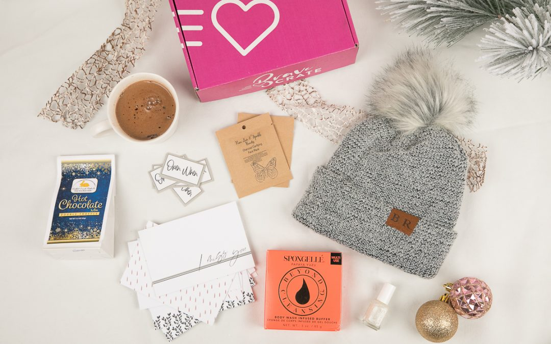 December Brave Crate: All Is Calm