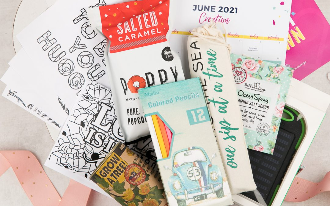 June Brave Crate – Creation 💐