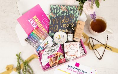 September Brave Crate- Calm & Collected 😌