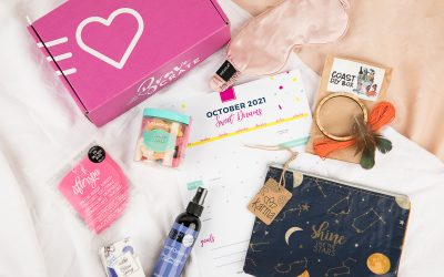 October Brave Crate- Sweet Dreams 😴
